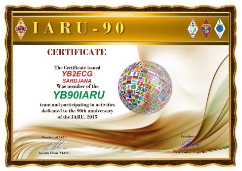 YB2ECG yb90iaru